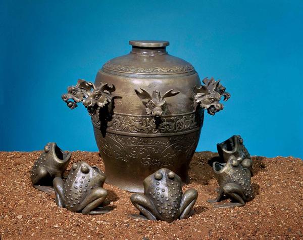 لرزهنگار باستانی که محققان را متحیر کرده است! (+عکس)