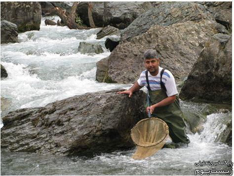 کشف بزرگترین زیستگاه زیرزمینی ماهیان کور جهان در ایران