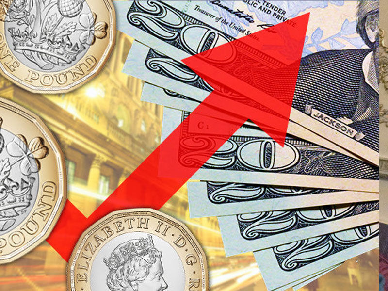 صعود ارزش پوند بهدنبال افزایش احتمال توافق انگلیس با اتحادیه اروپا