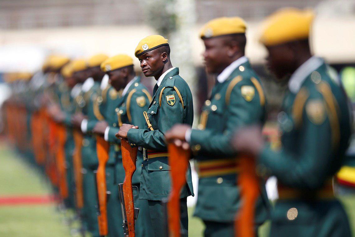 تشیع موگابه در استادیوم تقریبا خالی/  واکنش مردم زیمباوه به مرگ یک رئیسجمهور