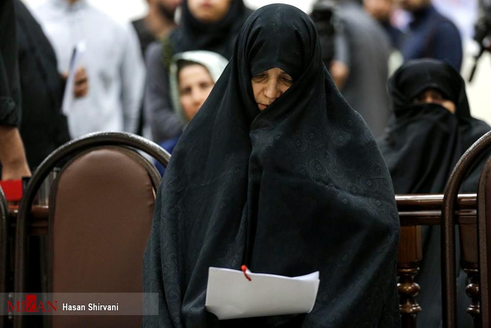 سردبیر میزان در مورد حجاب دختر نعمتزاده: انتخاب نوع حجاب در اختیار متهم است و به قوه قضاییه ارتباطی ندارد