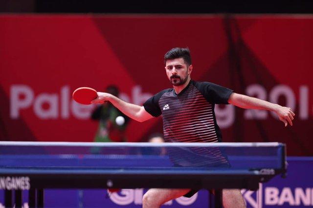 صعود تیم ملی تنیس روی میز ایران به جمع ۸ تیم برتر آسیا/ بانوان یازدهم شدند