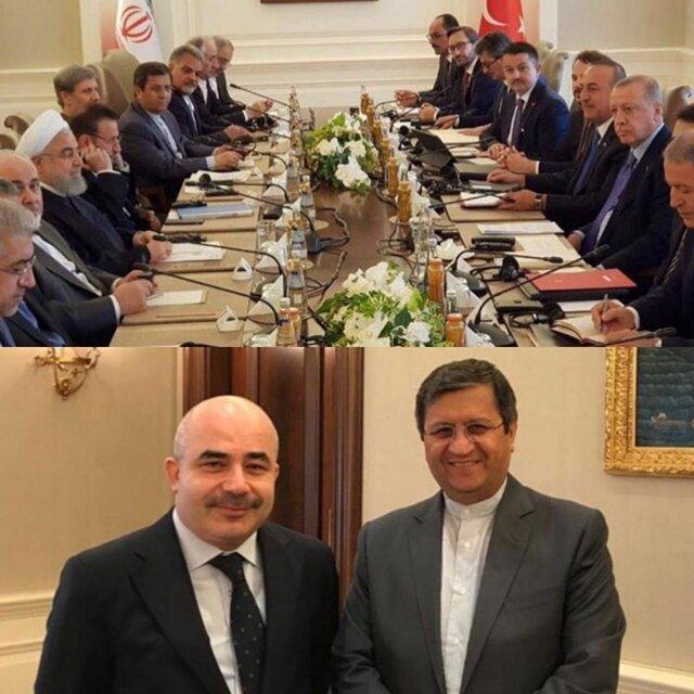 افزایش مبادلات ایران و ترکیه با پول ملی