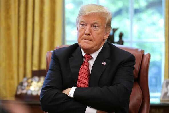 """""""آیا ترامپ به سرنوشت نیکسون دچار خواهد شد؟"""""""