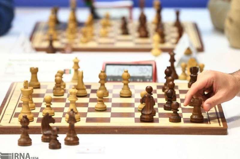 قهرمانی ایران در مسابقات شطرنج شانگهای