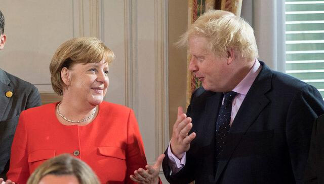 گفتوگوی رهبران انگلیس و آلمان برای