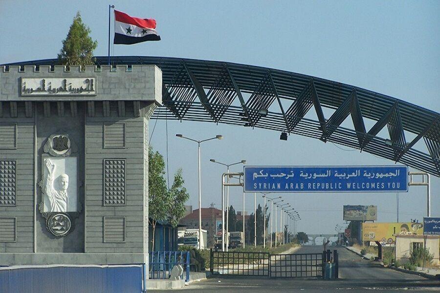 بازگشت 153 هزار سوری به کشورشان از گذرگاه مرزی اردن