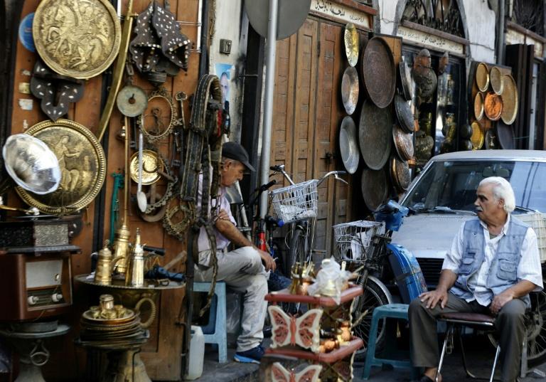 گزارش خبرگزاری فرانسه از سوریه