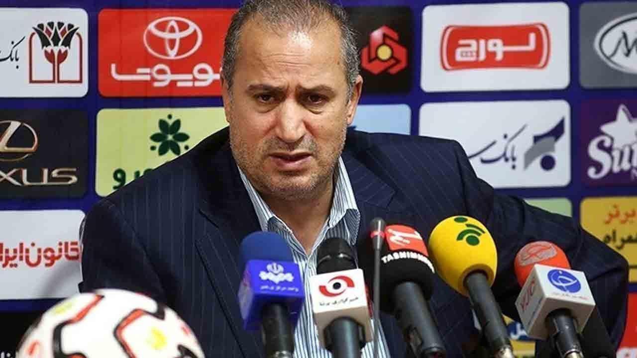 تاج: سهمیه ایران در لیگ قهرمانان آسیا 1+3 شد/ بلیت فروشی الکترونیک کاری در حد صعود به جام جهانی بود