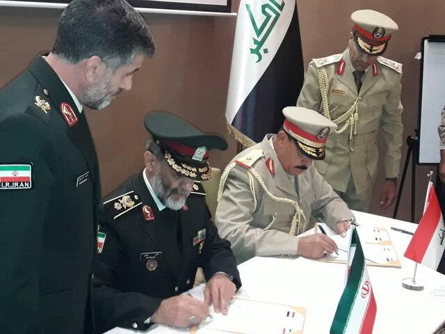امضای تفاهم نامه مرزی میان ایران و عراق/ تردد روزانه 150 زائر از مرز خسروی