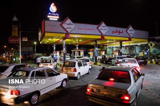غلظت گوگرد بنزین در تهران 3 برابر حد مجاز اعلام شد