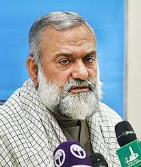سردار نقدی در مراسم گردان های سایبری بسیج: در این عرصه دروغ و توهین ممنوع است