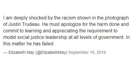 عکس جنجالی ترودو با صورت سیاه/ نخست وزیر کانادا  به نزادپرستی متهم شد