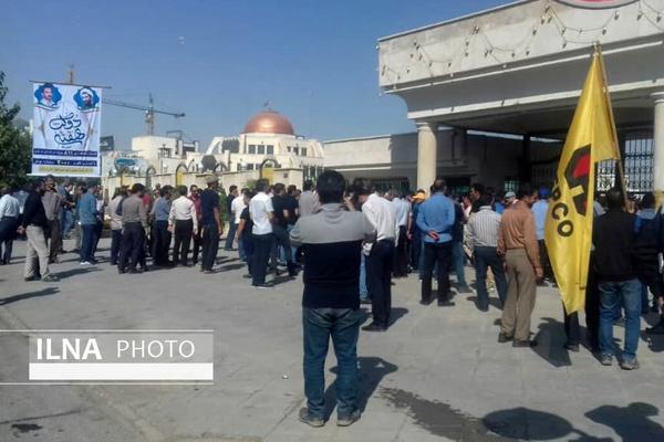 آزاد شدن بازداشتیهای هپکو به جز 8 نفر