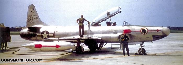 لاکهید F-94 استارفایر؛ اولین نسل از جت های جنگنده آمریکایی(+تصاویر)