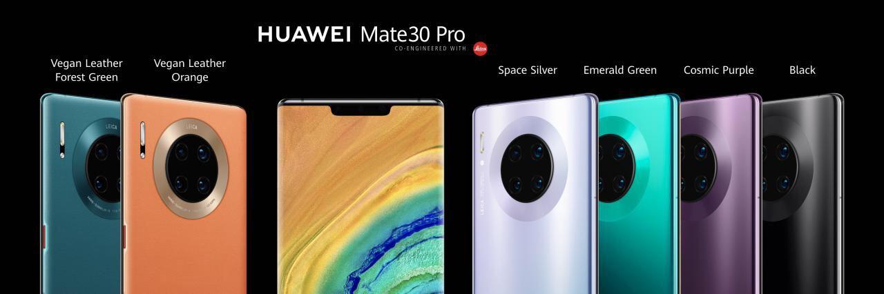 Huawei Mate 30 معنایی دوباره به گوشی های هوشمند می بخشد