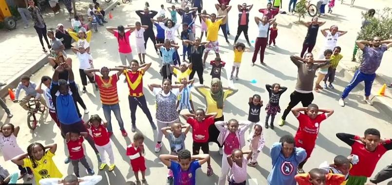 روز جهانی بدون خودرو/ یکشنبههای بدون خودرو در اتپوپی (+فیلم)