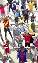 یکشنبههای بدون خودرو در اتپوپی/ مردم در خیابانهای شهر ورزش میکنند (+فیلم)