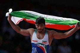 حسن یزدانی قهرمان جهان شد/ پایان کار ایران با یک طلا، یک نقره و ۲ برنز