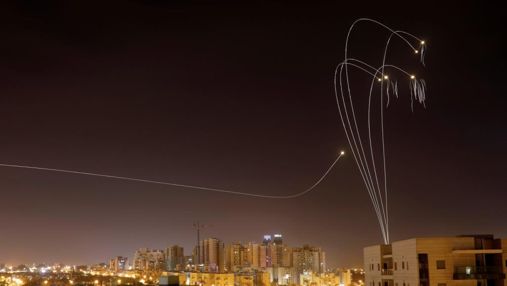 حمله هوایی اسرائیل به 4 کشور در 24 ساعت