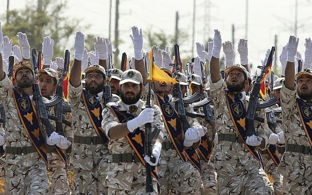 اسرائیل خطاب به بریتانیا: سپاه پاسداران ایران را در فهرست سازمانهای تروریستی قرار دهید