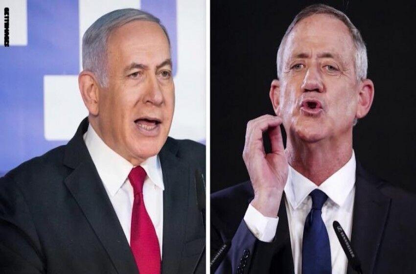 حزب لیکود به رهبری نتانیاهو عقب تر از رقبا