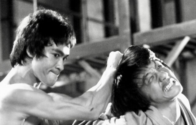 ماجرای خندهدار کتکخوردن جکی چان از بروس لی