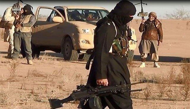 سر بریدن اعضای خانواده یک افسر عراقی توسط داعش در موصل