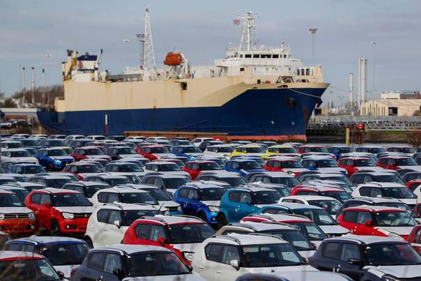 هشدار خودروسازان انگلیس در مورد برگزیت بدون توافق تجاری