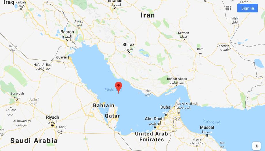 پیشنهاد ایران: تشکیل ائتلاف 8 کشور منطقه برای تأمین امنیت خلیج فارس