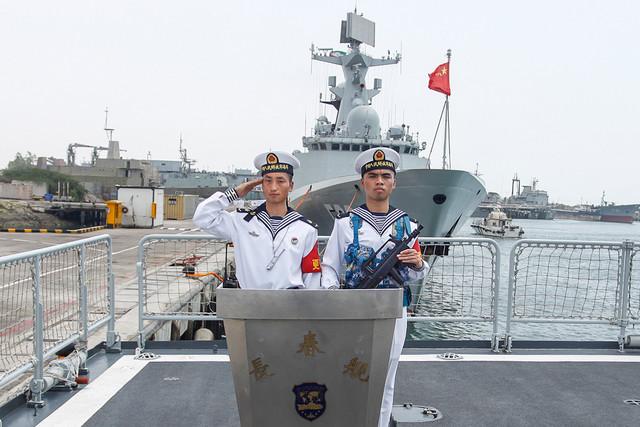توضیح چین درباره حضورش در رزمایش مشترک با ایران و روسیه