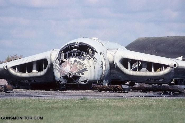 درباره ویکتور؛ بمب افکن اتمی انگلیسی! (+تصاویر)