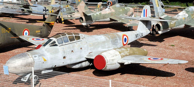 بزرگترین کلکسیون شخصی هواپیماهای جنگی (+عکس)