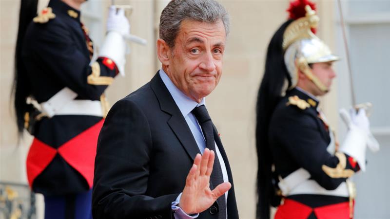 احضار سارکوزی به دادگاه فرانسه به اتهام فساد مالی
