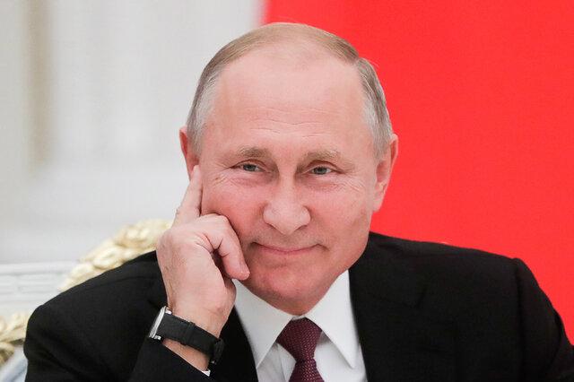 پوتین: مشکلی با انتشار متن مکالمات تلفنیام با ترامپ ندارم