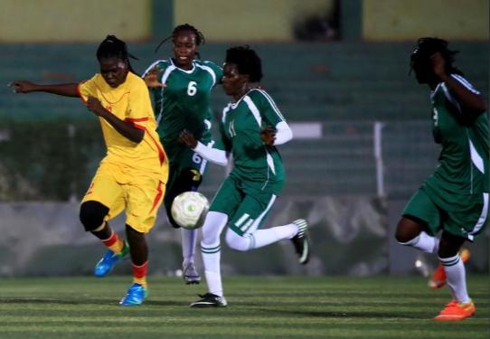 آغاز کار اولین لیگ فوتبال زنان در سودان (+عکس)