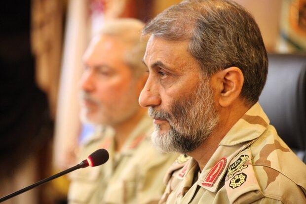 مرزبانی کل کشور: 78 دستگاه خودرو تجهیزات موکبها وارد کشور عراق شد