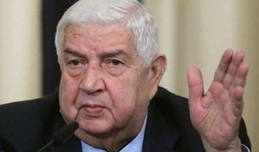 هشدار وزیر خارجه سوریه به کُردهای این کشور