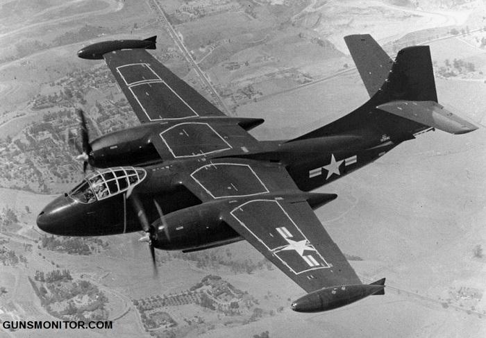 داگلاس A-3 اسکایواریر؛ ناونشین باسابقه آمریکایی! (+تصاویر)