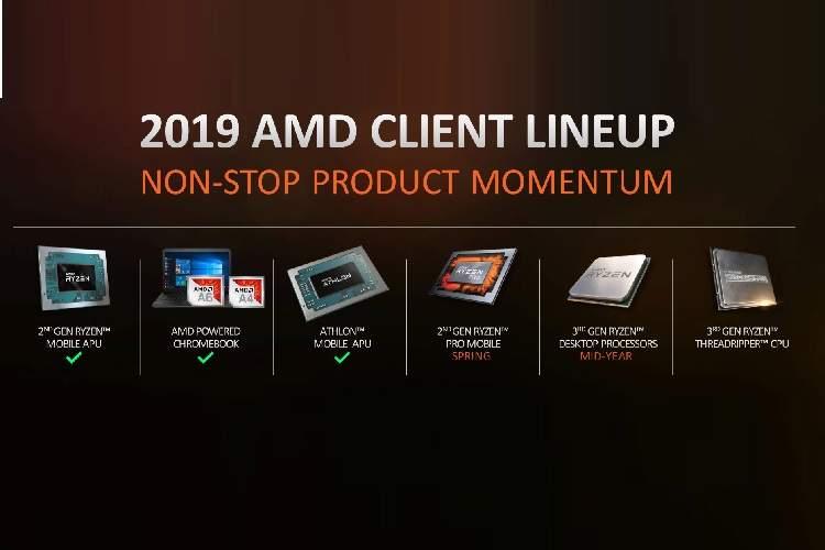 نسل سوم پردازندههای AMD ضعیف است