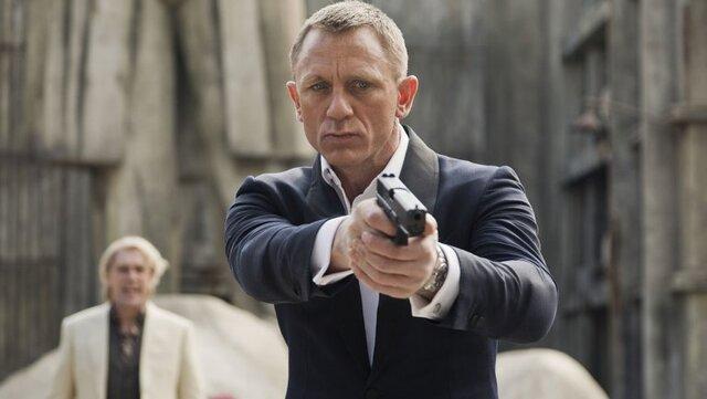 رونمایی از پوستر فیلم جدید «جیمز باند»