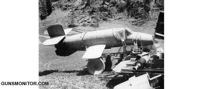 هواپیمای یکبار مصرف هیتلر! (+تصاویر)
