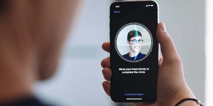 دور زدن سیستم Face ID اپل با استفاده از نوار چسب