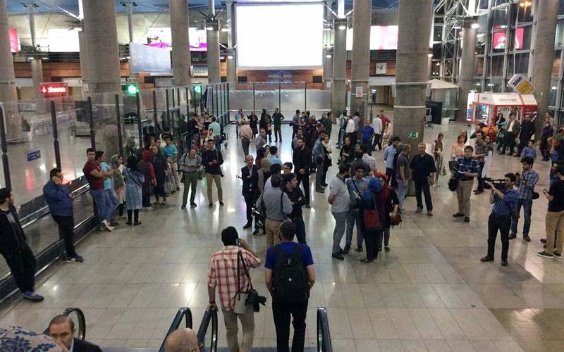 مصائب رفتن، ماندن و برگشتن از یک فرودگاه بینالمللی
