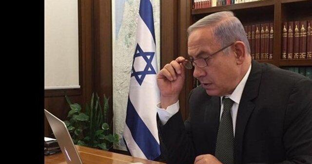 نتانیاهو عملیات ترکیه را محکوم کرد