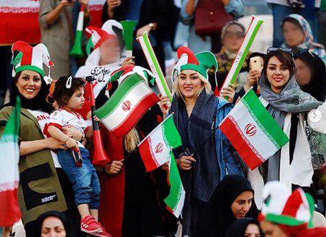حاشیهنگاری عصر ایران از ورود رسمی زنان به ورزشگاه بعد از 38 سال؛مهمتر و عجیبتر از 14 گل در یک بازی فوتبال