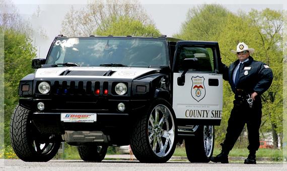 جذابترین خودروهای پلیس در سراسر جهان (+عکس)