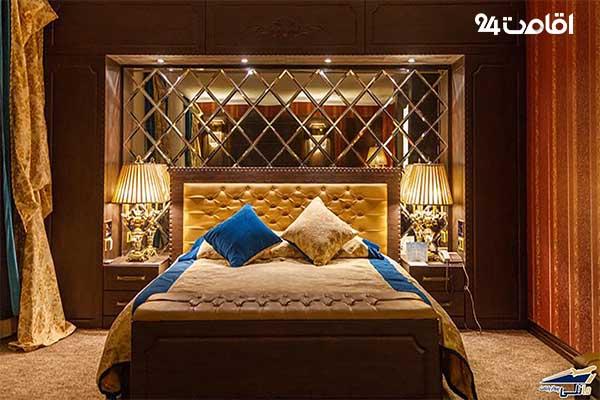 بهترین راهکارها برای تجربه خواب آرام در هتل