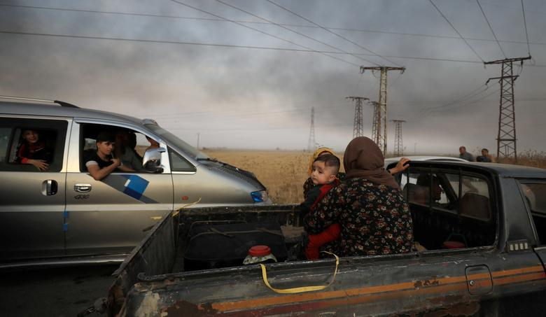 در دوسوی مرزهای سوریه و ترکیه چه میگذرد (+عکس)