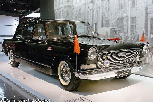 خودروهای کلاسیک چینی! (+تصاویر)